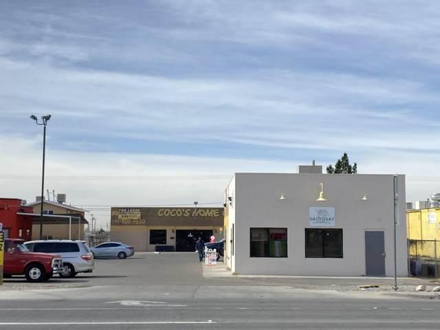7244 N Loop Drive, El Paso, TX 79915 (MLS #842757) :: Summus Realty