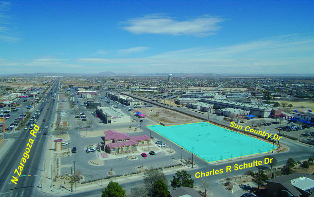 2200 N Zaragoza Road, El Paso, TX 79938 (MLS #842797) :: Preferred Closing Specialists