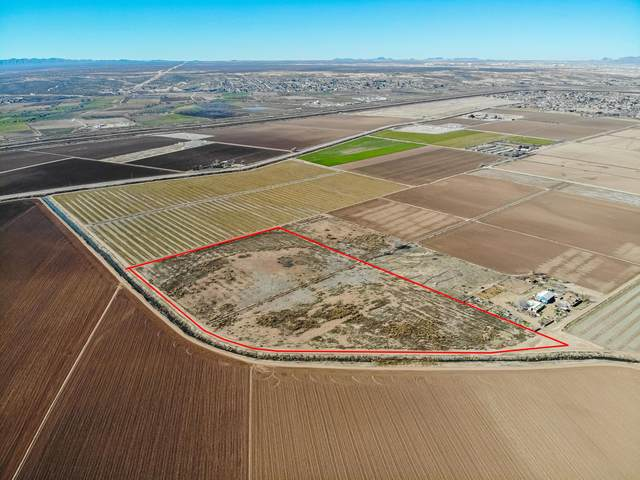 TBD San Elizario Tr 6 Block 36, San Elizario, TX 79849 (MLS #842857) :: Preferred Closing Specialists
