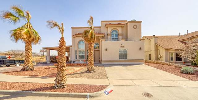 7900 Thunderstorm Drive, El Paso, TX 79932 (MLS #842860) :: Summus Realty