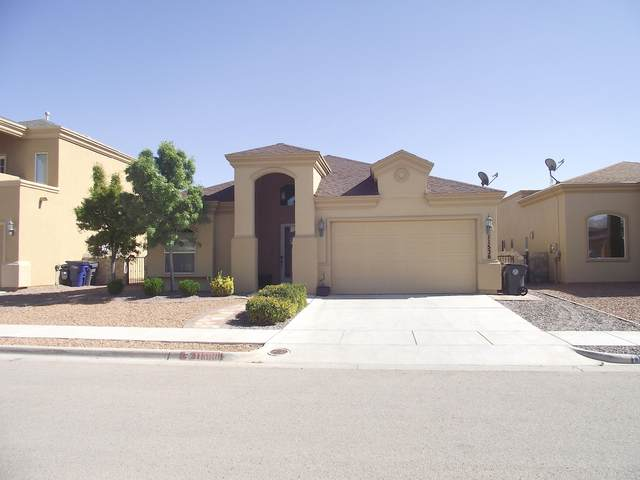 11536 Charles Boyle Place, El Paso, TX 79934 (MLS #842862) :: Summus Realty