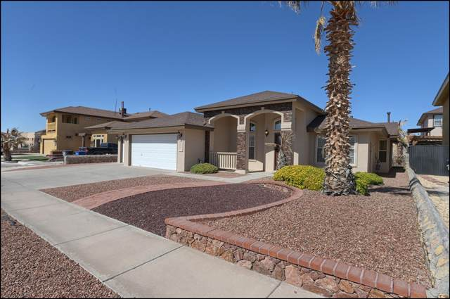 1429 Jettie Ray Way, El Paso, TX 79936 (MLS #842897) :: The Purple House Real Estate Group