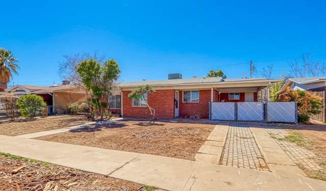 9151 Mount Etna Drive, El Paso, TX 79924 (MLS #842909) :: Summus Realty