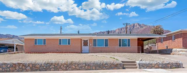 8303 Solar Place, El Paso, TX 79904 (MLS #842915) :: The Purple House Real Estate Group