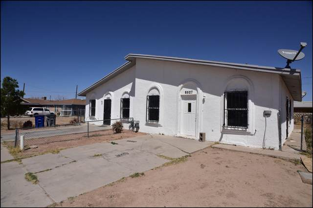 8527 Victor Lane, El Paso, TX 79907 (MLS #842940) :: Summus Realty