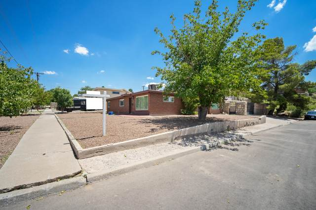 700 New York Avenue, El Paso, TX 79902 (MLS #842974) :: Preferred Closing Specialists