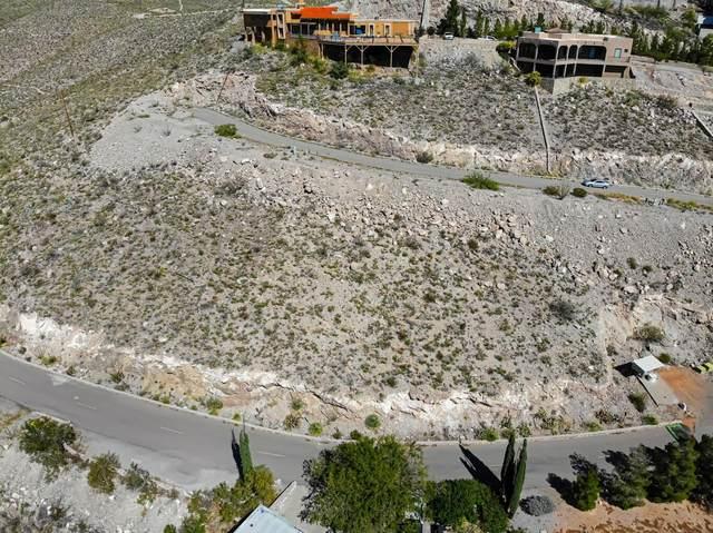 21 Apache Crest Drive, El Paso, TX 79902 (MLS #842977) :: Summus Realty