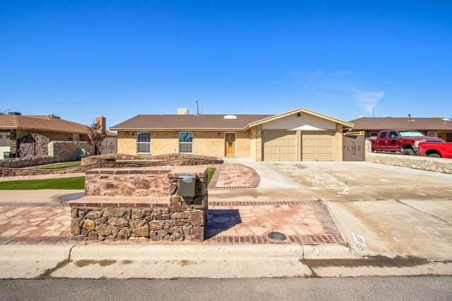 1627 Dale Douglas Drive, El Paso, TX 79936 (MLS #842987) :: Preferred Closing Specialists