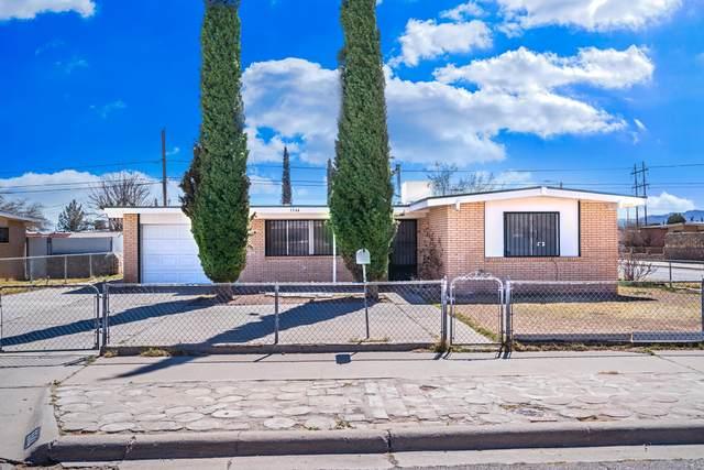 5544 Dearborne Drive, El Paso, TX 79924 (MLS #842998) :: Preferred Closing Specialists