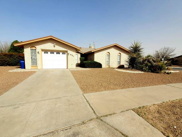 9105-9107 Darlina Drive, El Paso, TX 79925 (MLS #843056) :: Summus Realty
