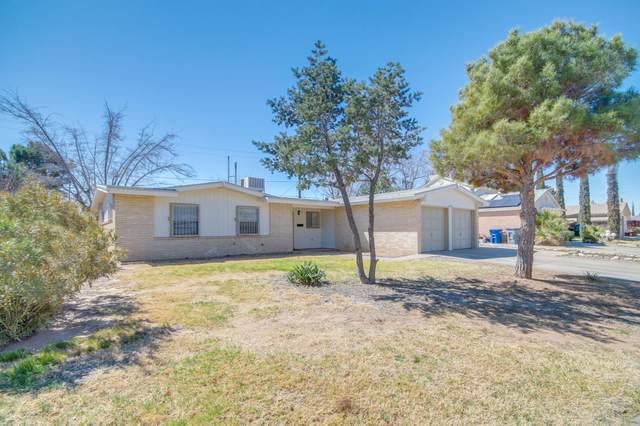 10252 Bayo Avenue, El Paso, TX 79925 (MLS #843064) :: Summus Realty