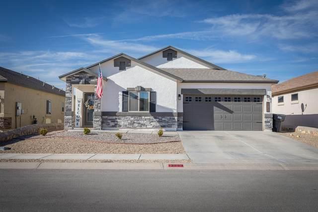 13953 Lago Vista Avenue, El Paso, TX 79928 (MLS #843067) :: Summus Realty