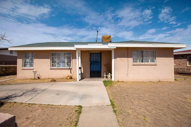 323 Vivian Drive, El Paso, TX 79915 (MLS #843078) :: Preferred Closing Specialists