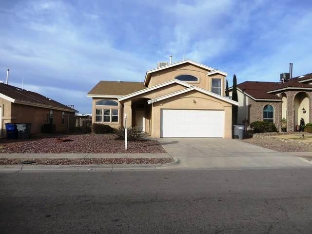 12125 St Romeo, El Paso, TX 79936 (MLS #843089) :: Preferred Closing Specialists