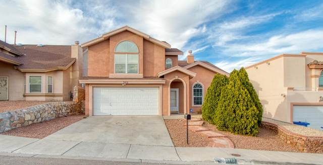 3713 Hubble Dr., El Paso, TX 79904 (MLS #843095) :: Preferred Closing Specialists