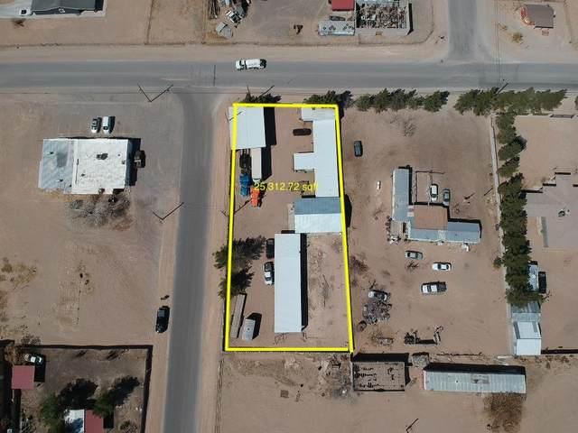 230 Oil Mill St Street, Tornillo, TX 79853 (MLS #843108) :: Mario Ayala Real Estate Group