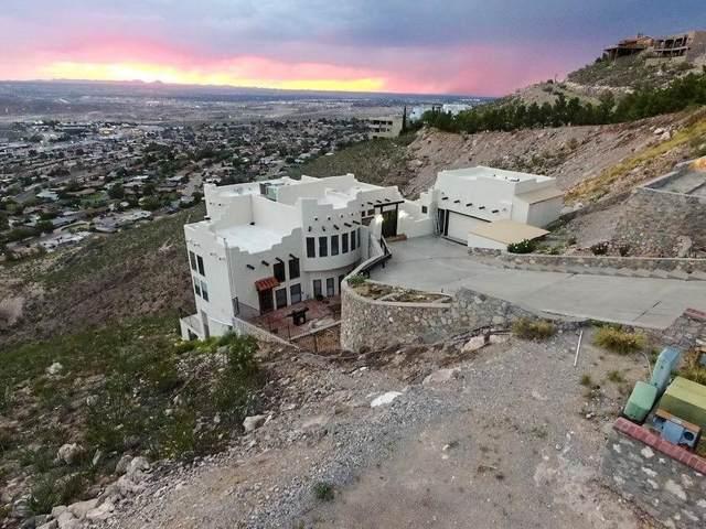 65 Sierra Crest Drive, El Paso, TX 79902 (MLS #843112) :: Summus Realty
