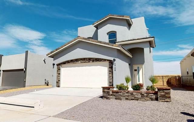 236 Wardour Castle Place, El Paso, TX 79928 (MLS #843130) :: The Purple House Real Estate Group