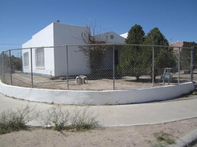 353 Kyle Street, El Paso, TX 79905 (MLS #843133) :: The Matt Rice Group