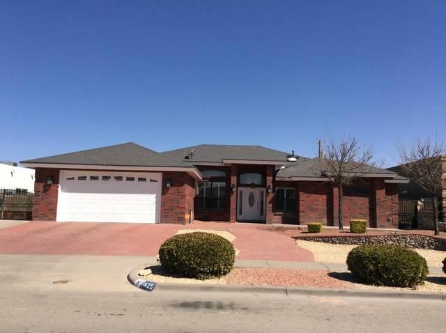 11425 Menlo Avenue, El Paso, TX 79936 (MLS #843135) :: Summus Realty
