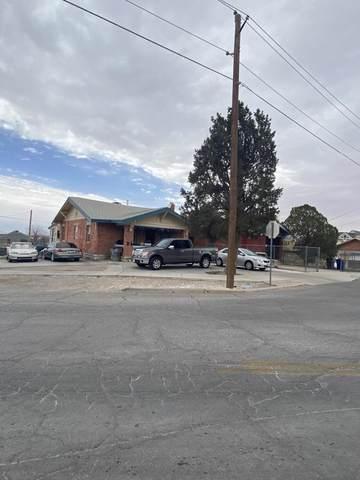 1910 E Nevada Avenue #4, El Paso, TX 79902 (MLS #843154) :: Preferred Closing Specialists