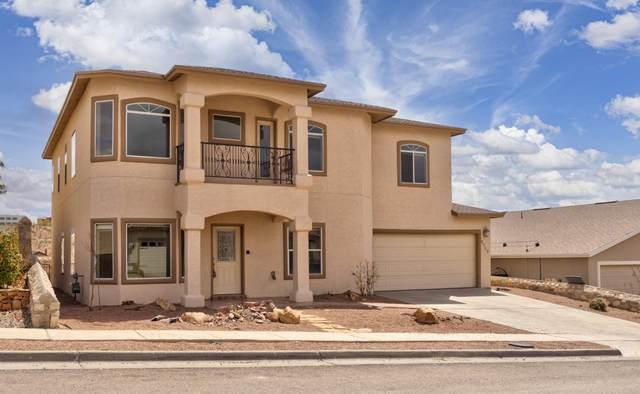 6720 Hermoso Del Sol Drive, El Paso, TX 79911 (MLS #843157) :: Summus Realty