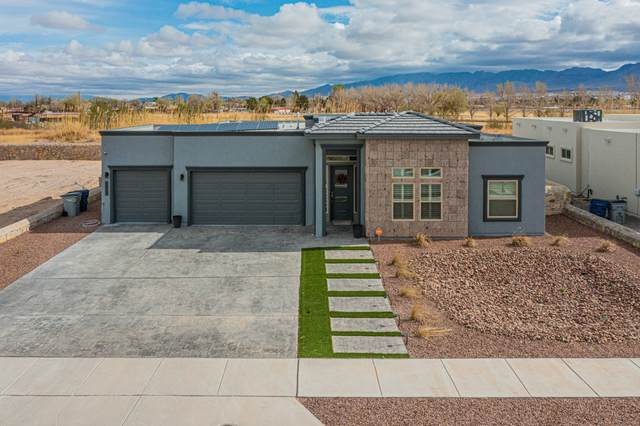 5872 Valley Palm Drive, El Paso, TX 79932 (MLS #843160) :: Preferred Closing Specialists
