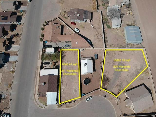 305 Hacienda Escondida, San Elizario, TX 79849 (MLS #843165) :: Summus Realty
