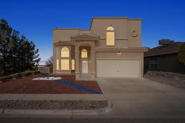 1513 Deer Ridge, El Paso, TX 79912 (MLS #843166) :: Summus Realty
