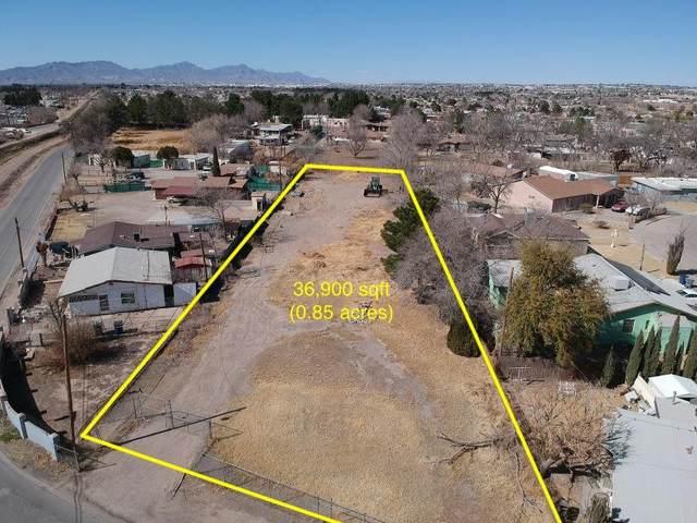 8425 Roseway Drive, El Paso, TX 79907 (MLS #843171) :: Summus Realty