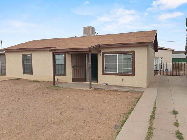 5016 Catskill Avenue, El Paso, TX 79904 (MLS #843176) :: Summus Realty