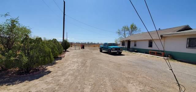 11098 Carrillo Lane, Socorro, TX 79927 (MLS #843182) :: The Matt Rice Group