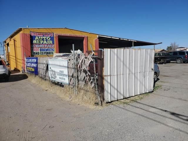 10109 Socorro Road, El Paso, TX 79927 (MLS #843202) :: Preferred Closing Specialists