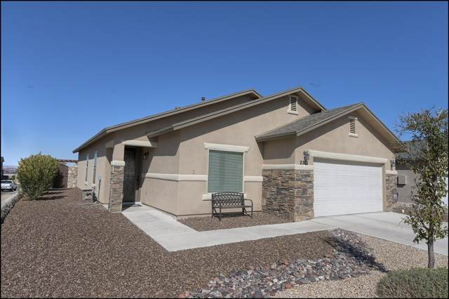 2201 Furtherpoint Place, El Paso, TX 79911 (MLS #843225) :: Preferred Closing Specialists