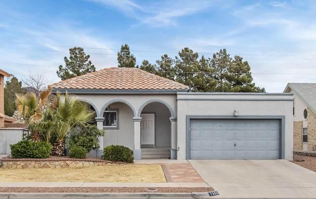 7604 Luz De Lumbre Avenue, El Paso, TX 79912 (MLS #843227) :: Summus Realty