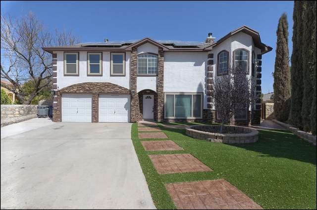 553 Royal Willow Way, El Paso, TX 79922 (MLS #843260) :: The Purple House Real Estate Group