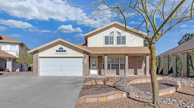 1316 Olga Mapula Drive, El Paso, TX 79936 (MLS #843264) :: Preferred Closing Specialists