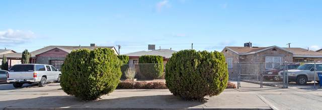 3412 Jackson Avenue, El Paso, TX 79930 (MLS #843277) :: Preferred Closing Specialists