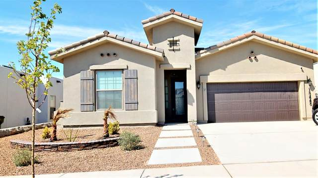 13445 Emerald Crystal Drive, El Paso, TX 79928 (MLS #843284) :: The Matt Rice Group