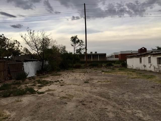 1917 E San Antonio Avenue, El Paso, TX 79901 (MLS #843293) :: Summus Realty