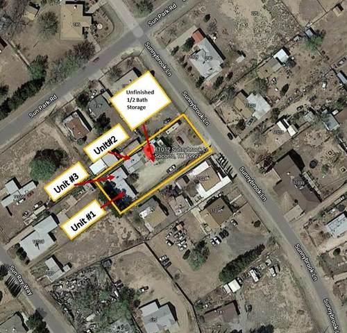 11012 Sunnybrook Lane 1-3, Socorro, TX 79927 (MLS #843294) :: The Matt Rice Group