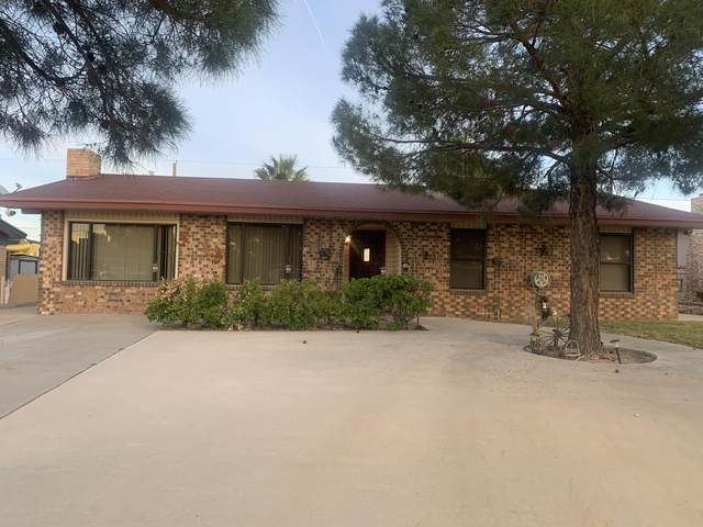 2108 Febrero Drive, El Paso, TX 79935 (MLS #843298) :: Mario Ayala Real Estate Group
