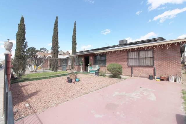 3615 Yandell Drive, El Paso, TX 79903 (MLS #843319) :: The Matt Rice Group