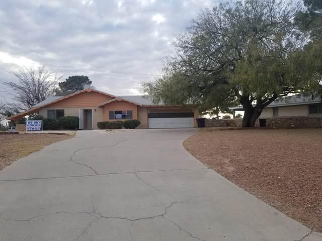 18007 Carson Drive, Horizon City, TX 79928 (MLS #843321) :: Summus Realty
