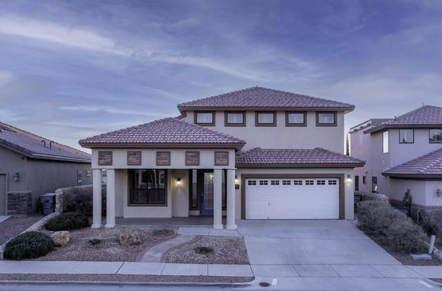6967 Canyon Ridge Way, El Paso, TX 79912 (MLS #843335) :: Preferred Closing Specialists