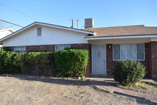 5800 Dolphin Drive, El Paso, TX 79924 (MLS #843342) :: Summus Realty