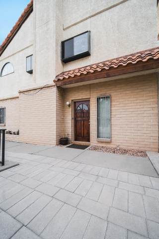 4618 N Stanton Street F-40, El Paso, TX 79902 (MLS #843349) :: The Purple House Real Estate Group
