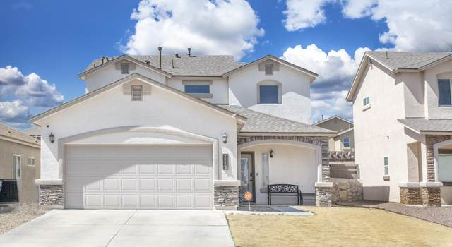 3885 Loma Cortez Drive, El Paso, TX 79938 (MLS #843350) :: Summus Realty