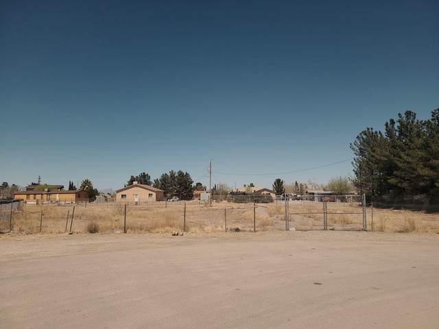 301 Valle Del Centro Drive, Socorro, TX 79927 (MLS #843353) :: The Matt Rice Group