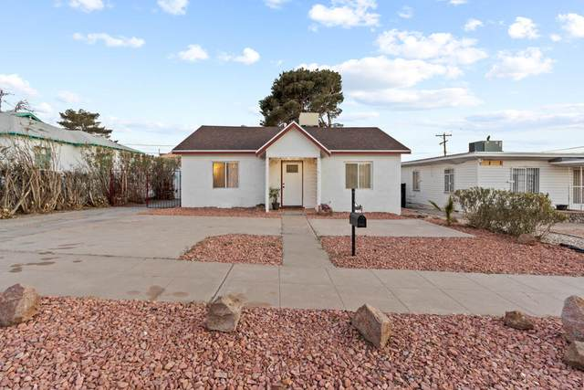4404 Nashville Avenue, El Paso, TX 79903 (MLS #843357) :: Preferred Closing Specialists